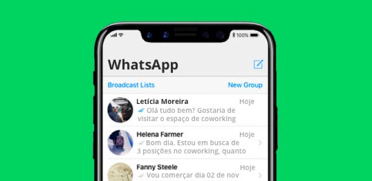 whatsapp coworking pinheiros