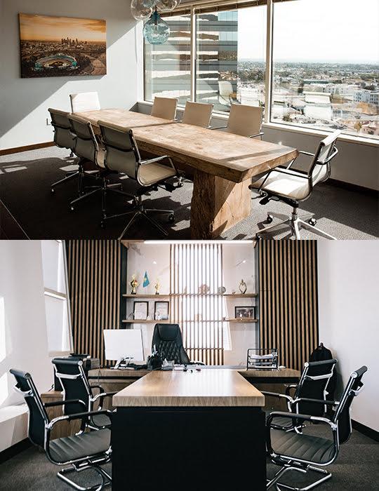 sala de reunião paulista